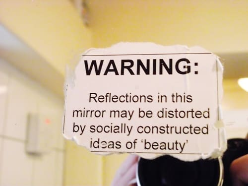 body image beauty social construct self reflection felicitys blog