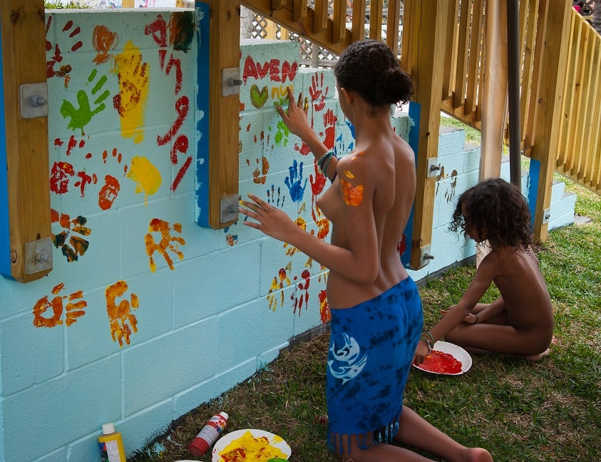 How To Raise Naturist Kids by Felicity's Blog