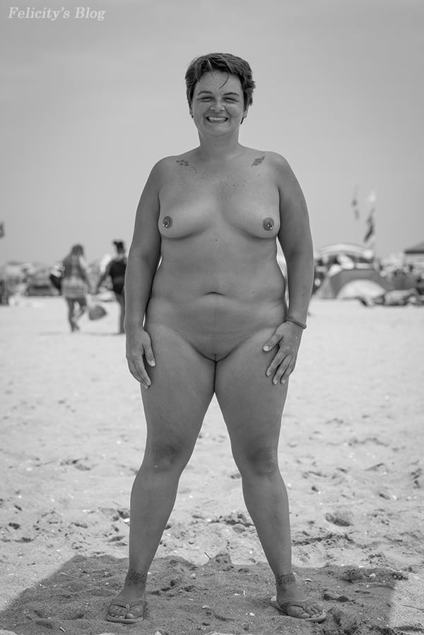 The Real Nude Beach Body Positive Photography Project: Amy