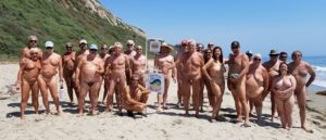 bates beach nude clothing optional nudists group photo scna california felicitys blog