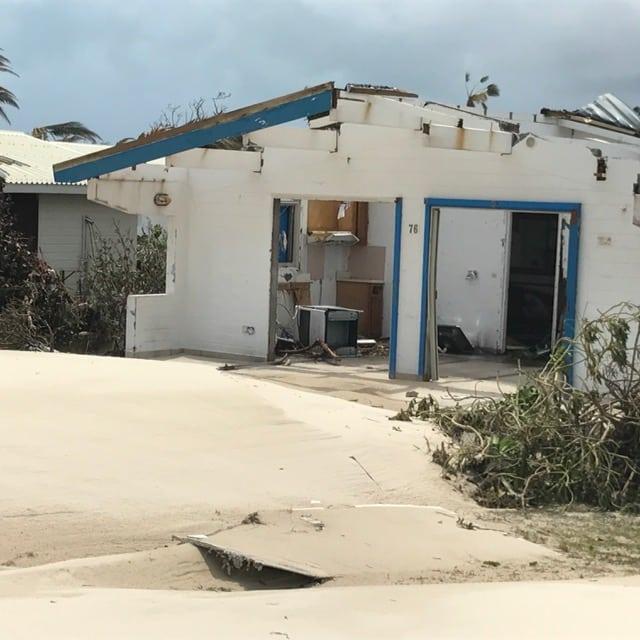 Club Orient Resort Chalet 76 After Hurricane Irma