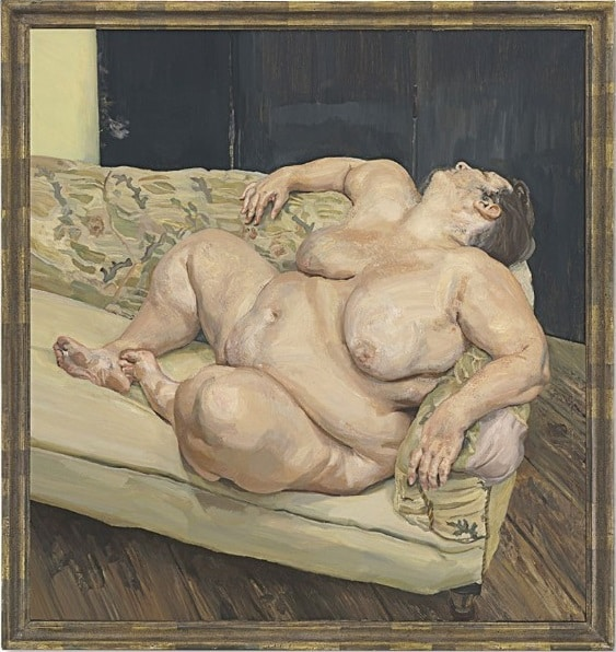 lucian freud nude paintings benefits supervisor resting artist nudes felicitys blog