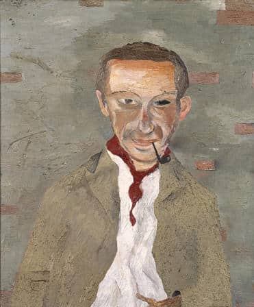 lucian freud paintings sir cedric morris portrait artist felicitys blog
