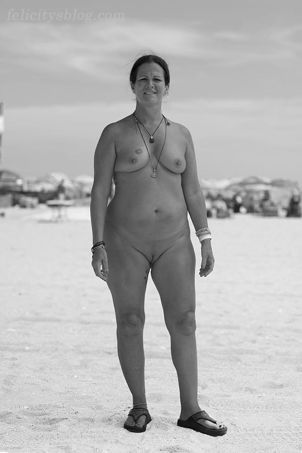 The Real Nude Beach Body Positive Photography Project: Maryann