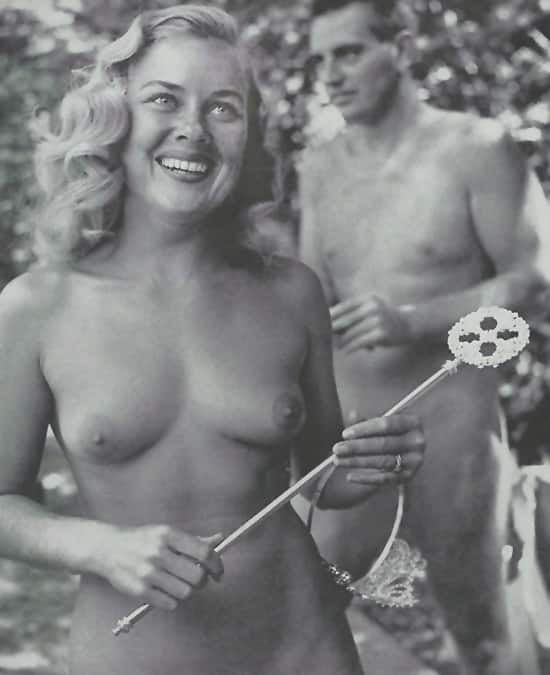 Nudist Pageant
