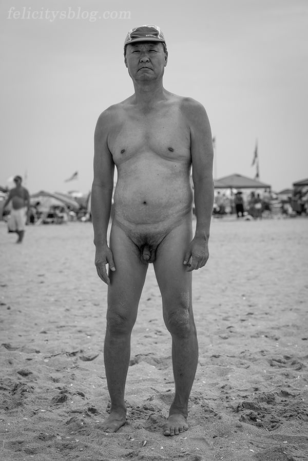 The Real Nude Beach Body Positive Photography Project: Kwan