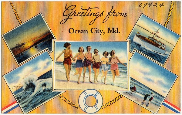 Lawsuit Challenging Ocean City's Topfree Ordinance Filed in Federal Court