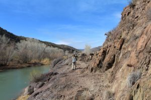 verde hot springs river path clothing optional review arizona felicitys blog