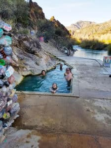 verde hot springs ruins main pool soaking naked clothing optional review arizona felicitys blog