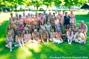 nudism naturism northeast naturist festival group photo 2016 empire haven felicitys blog