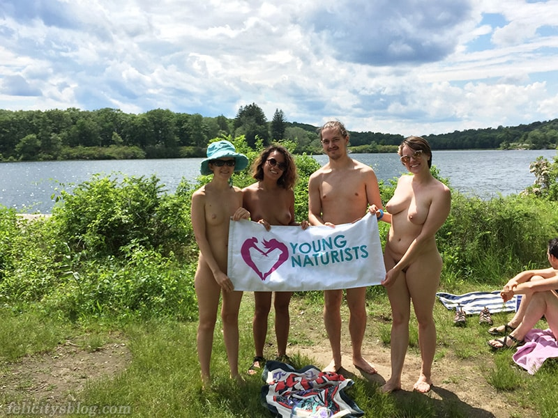 Many Young Adults Are Into Naturism