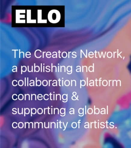 "Ello ""The Creators Network"""