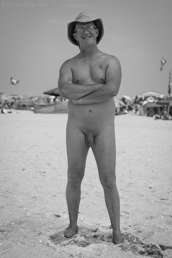 The Real Nude Beach Body Positive Photography Project: Bruce