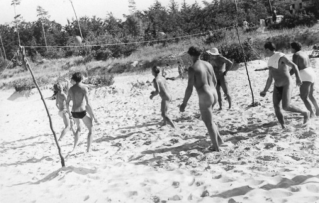 Naturism in Germany Post WWII
