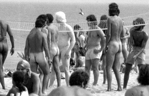 Nudism in 1970's America