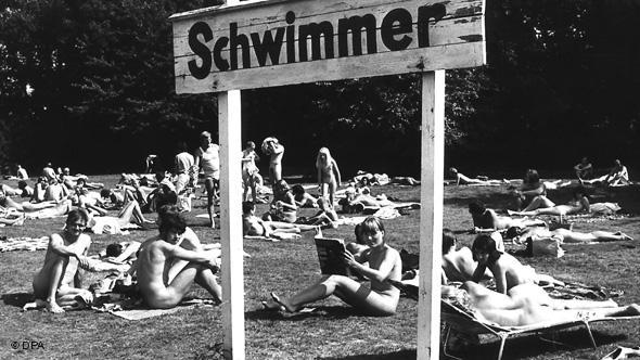Early German Naturism FKK Nudism