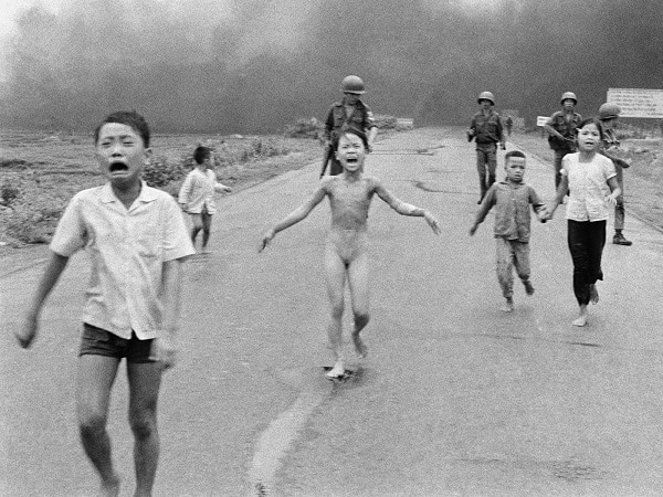 Napalm Girl photo censored by Facebook