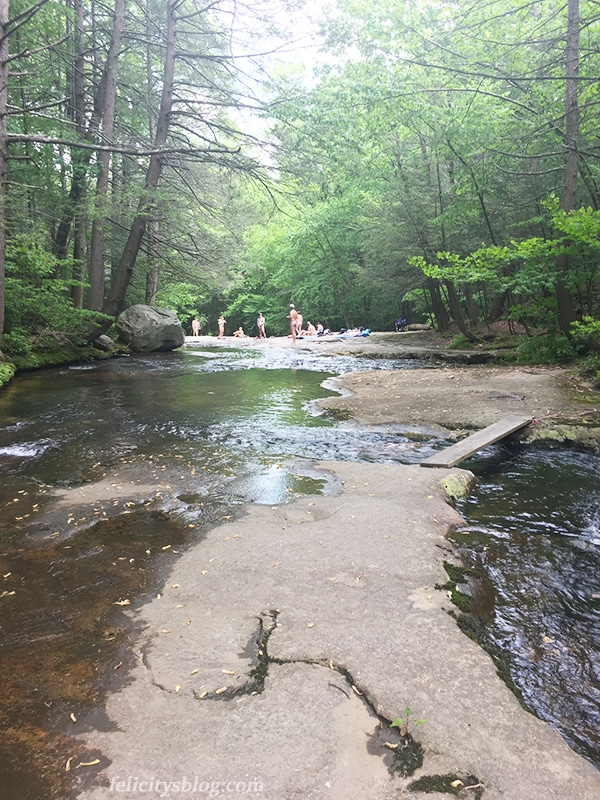 Mohonk Preserve Nude Section