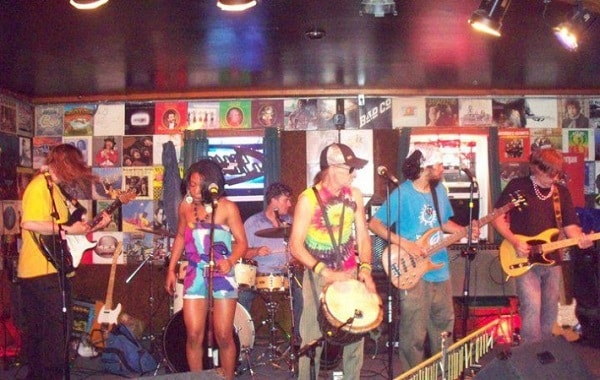 Live band The Equalities at Abbott's Glen June 30