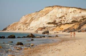 nude beach marthas vineyard moshup beach massachusetts felicitys blog