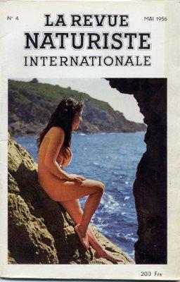 nudity history naturism france magazine revue naturiste felicitys blog
