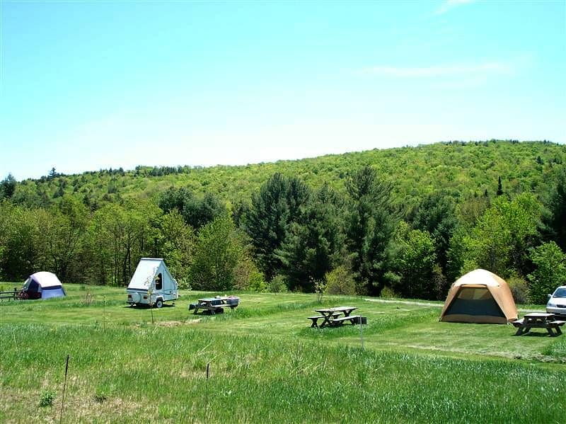 Campground at Abbott's Glen